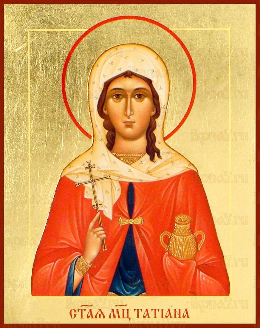Икона Татьяна Римская