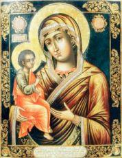 Гребневская икона БМ (копия старинной)