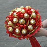 """Букет из конфет 665 """"Жар-птица"""""""