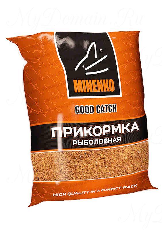 Прикормка МИНЕНКО Good Catch Tutti-frutti (Тутти-фрутти), вес 0,7 кг