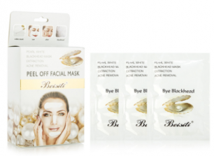 "Маска для лица Beisiti ""Peel off Facial Mask ""20 g"
