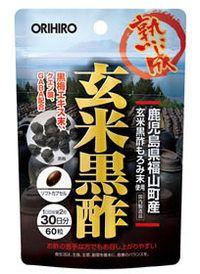 Бурый рисовый уксус с экстрактом сливы Orihiro