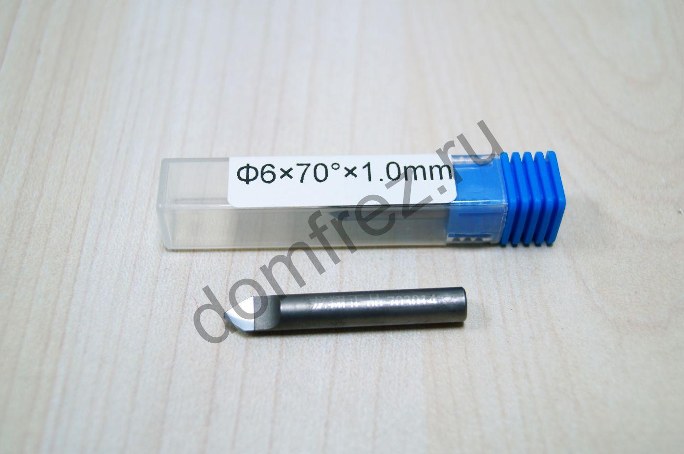 Алмазный конический гравер PCD-6-70-1.0