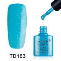Lacomchir TD 163 гель-лак, 10 мл