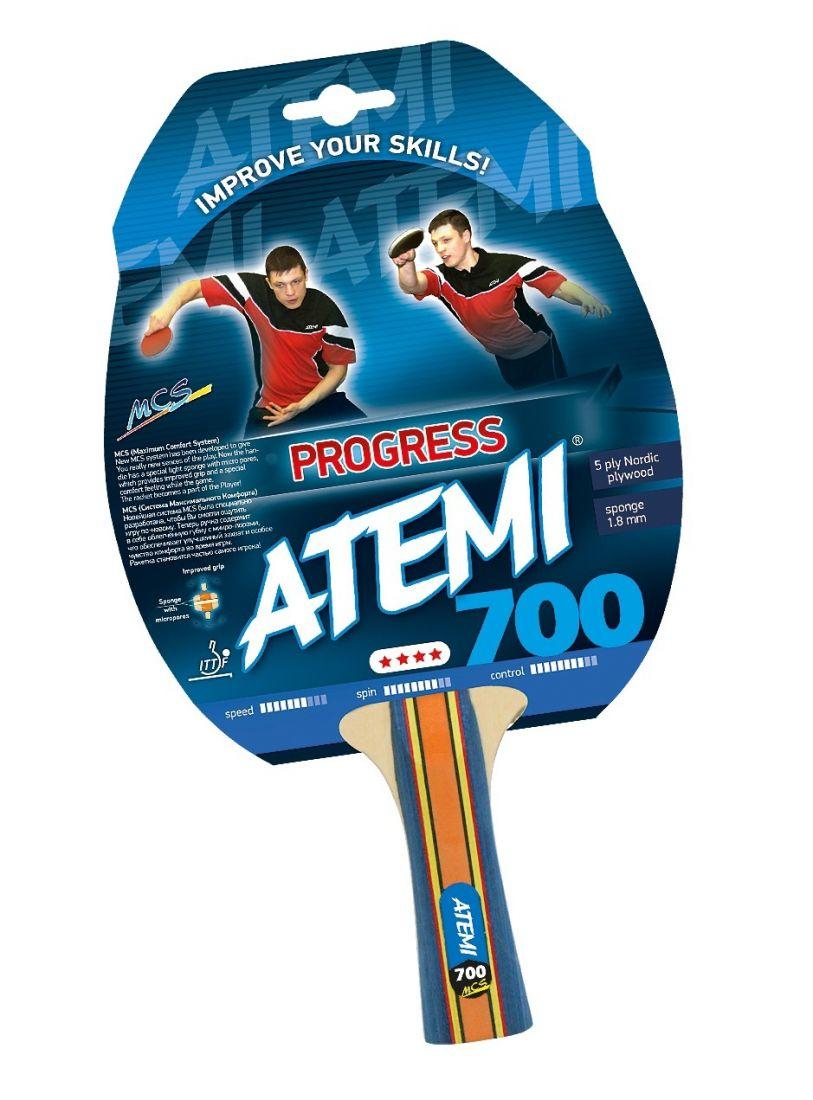 Ракетка для настольного тенниса ATEMI 700 4 звезды