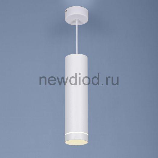 Накладной точечный светильник DLR023 12W 4200K белый матовый