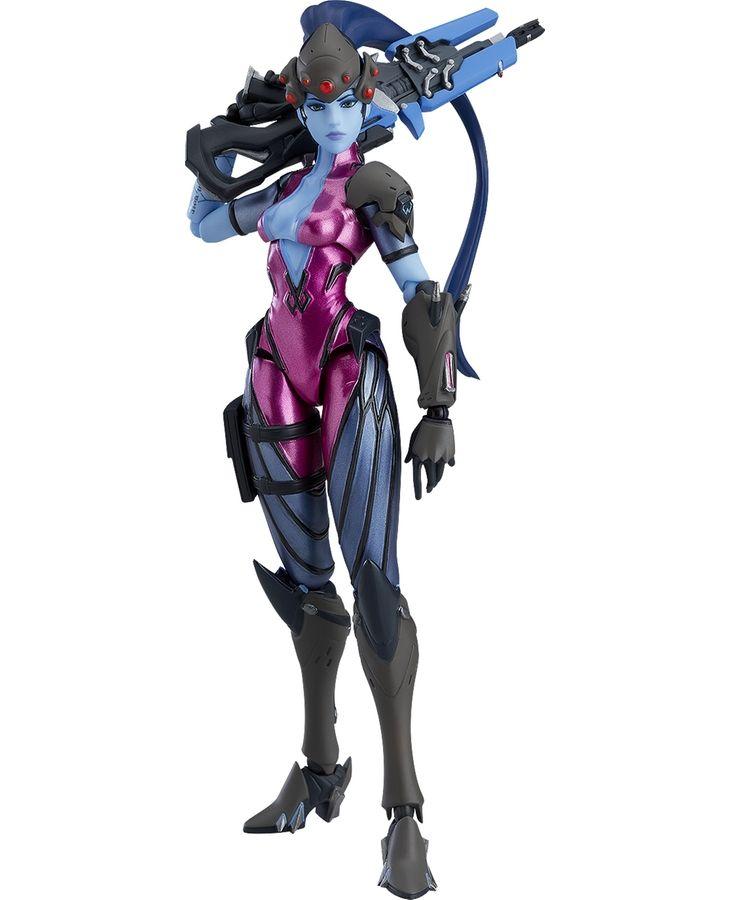 Figma Overwatch - Роковая вдова Widowmaker