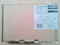 Адаптеры для багажника LADA Vesta (4-dr sedan) 15-..., Атлант, артикул 7216