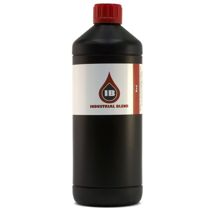 Фотополимер fun to do industrial blend промышленный, красный (1 л)