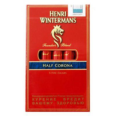 Сигариллы Henri Wintermans Half Corona