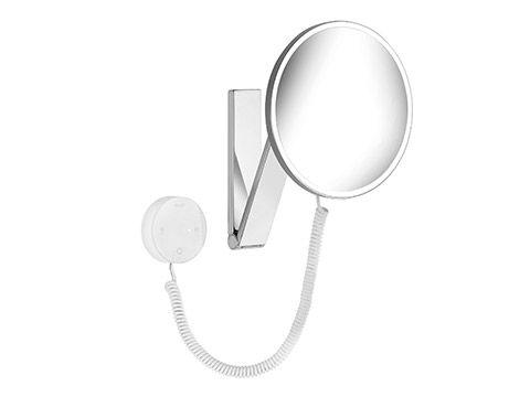 Круглое зеркало для макияжа Keuco iLook_move с многофункциональной  подсветкой 17612 ФОТО