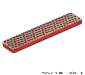 Брусок абразивный алмазный DMT Whetstone 111х23мм 600 грит (Fine, красный) М00006316