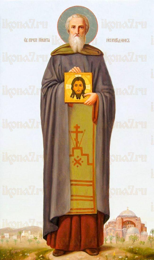 Икона Никита Исповедник (Константинопольский)