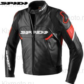 Мотокуртка Spidi Ignite, Черно-красный