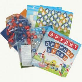 Игра Эрудит Дружные буквы (для малышей)