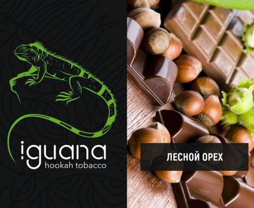 Табак для кальяна Iguana Лесной Орех
