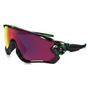 Oakley Jawbreaker™ PRIZM™ Road Cavendish Edition Polished Black/Prizm