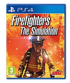 Игра Firefighters The Simulation (PS4)