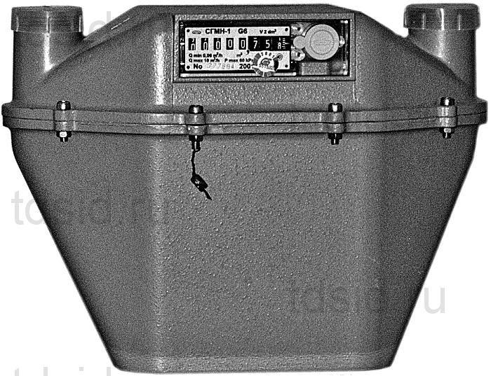 Счётчик газа СГМН-1М G6