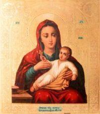 Козельщанская икона Божией Матери