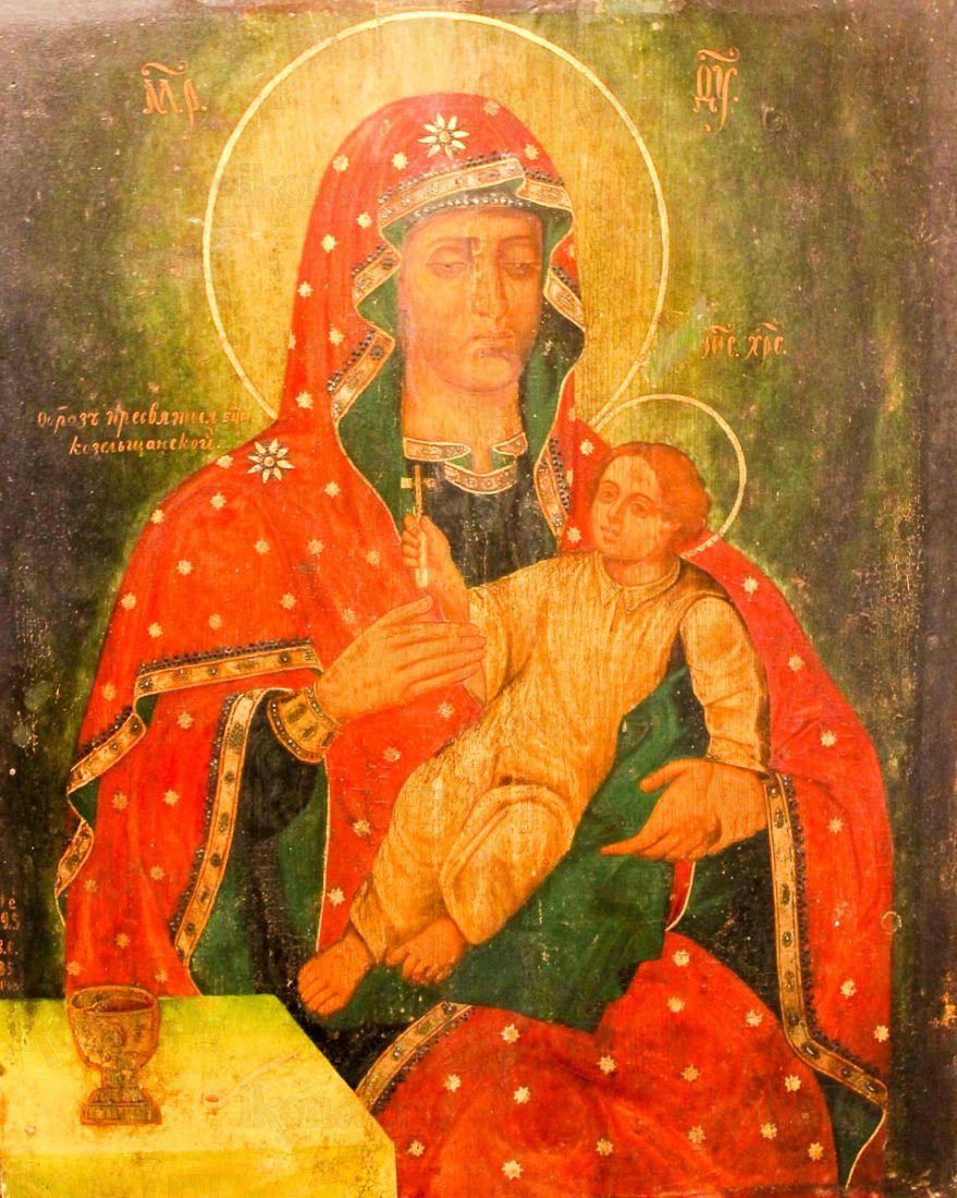 Козельщанская икона БМ (копия старинной)