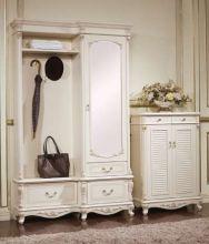 Прихожая  шкаф AFINA   эмаль