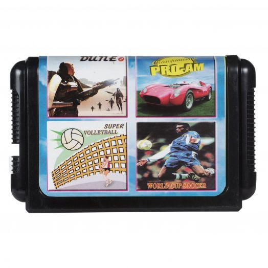 Sega картридж 4 в 1 SK-4011