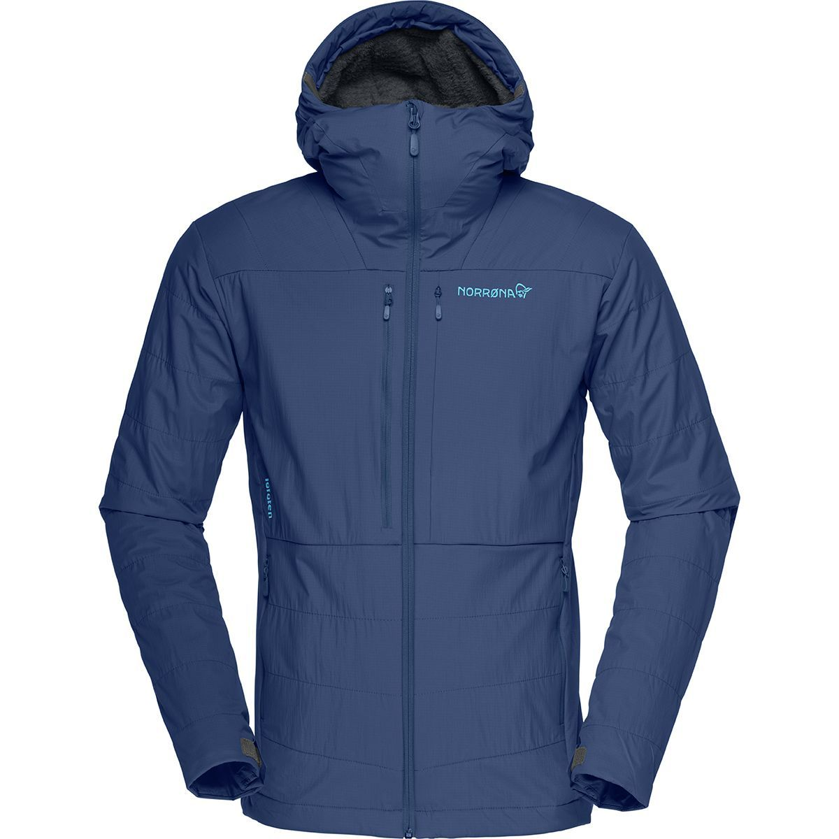 Norrona Lofoten Powershield Pro Alpha Jacket - Men's ocean sweel