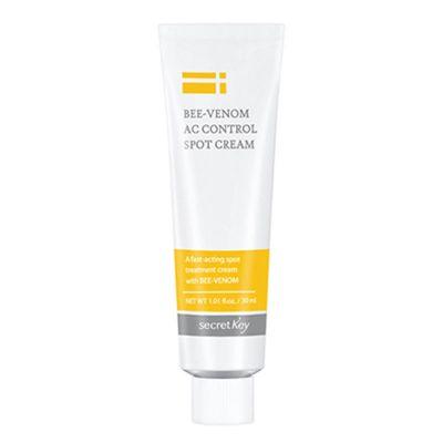 Secret Key Bee Venom Крем для проблемной кожи с пчелиным ядом Bee Venom AC Control Spot Cream 30 ml