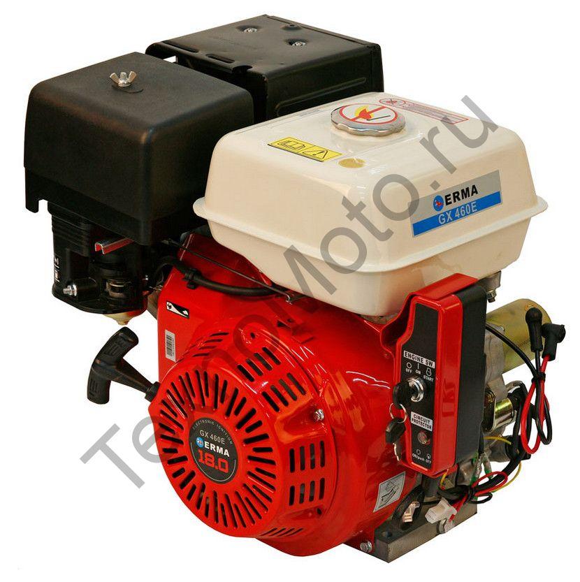 Двигатель Erma Power GX460E D25(18 л. с.) электростартер