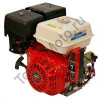Двигатель Erma Power GX460E D25(18 л. с.) электростартер. Интернет магазин Тексномото.ру