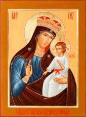 Писидийская икона Божией Матери