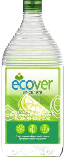 Ecover Жидкость для мытья посуды с лимоном и алоэ-вера 450 мл