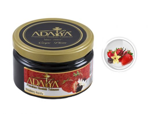 Табак для кальяна Adalya Strawberry -Vanilla (Клубника-Ваниль)