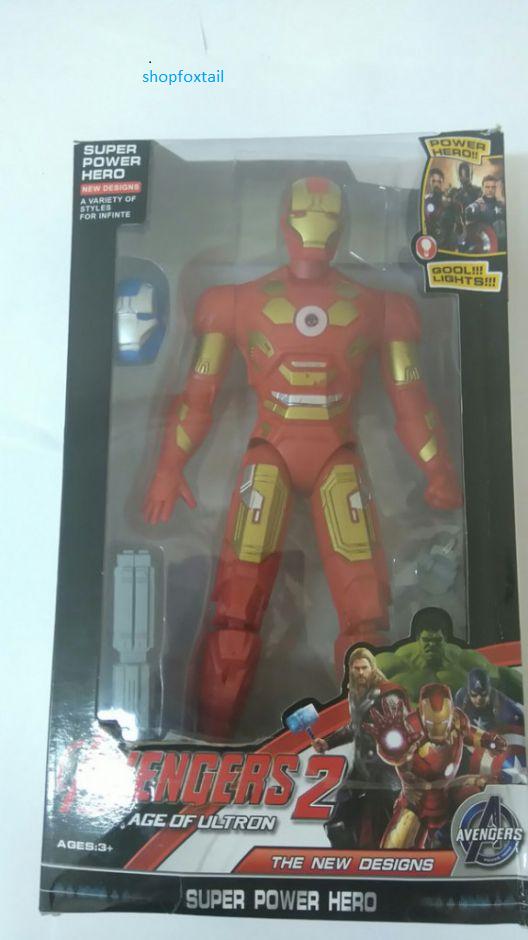 """Игрушка из серии """"мстители"""" Железный человек (Ironman)"""