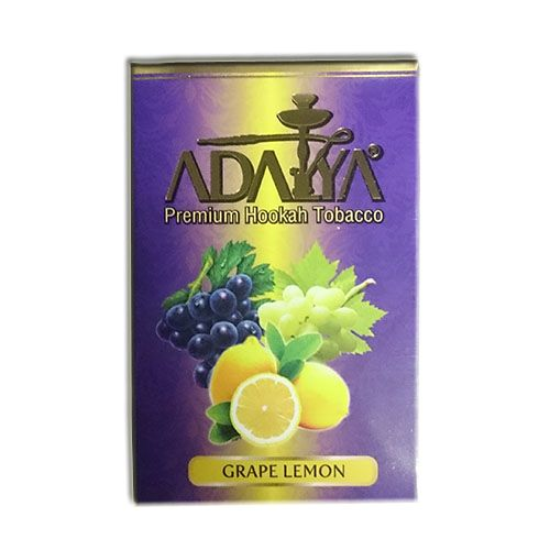 Табак для кальяна Adalya Grape Lemon (Виноград - Лимон)