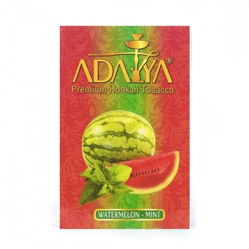 Табак для кальяна Adalya Watermelon Mint (Арбуз - Мята)