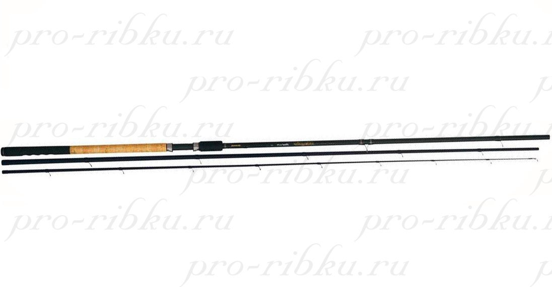 Удилище матчевое Browning Black Magic Competition Float 3,90m 20gr