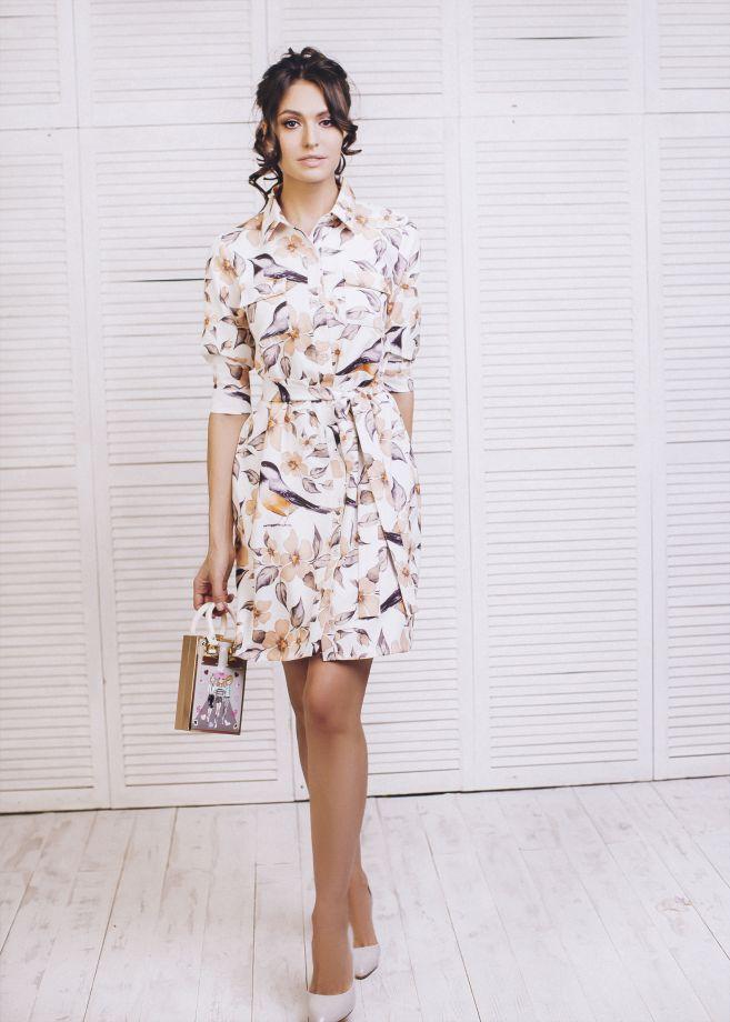 0469. Платье