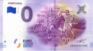 ЧМ по футболу в России 0 евро 2018 г. ПОРТУГАЛИЯ UNC