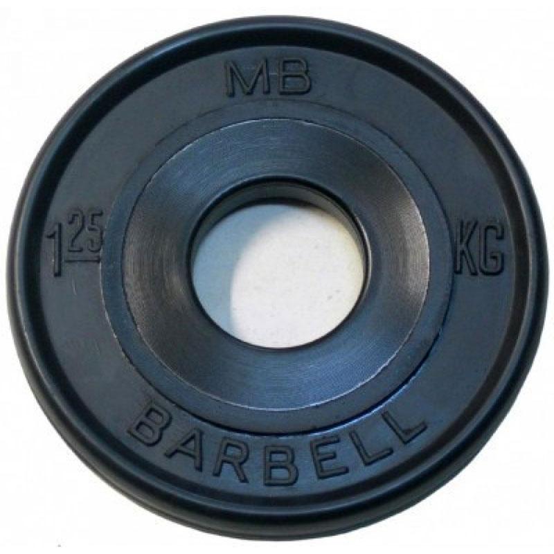 Barbell Евро-классик диск 1,25 кг, 51 мм