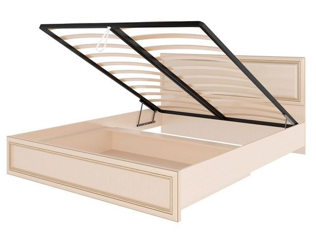 Беатрис мод.11 Кровать с подъемным механизмом и мягкой спинкой
