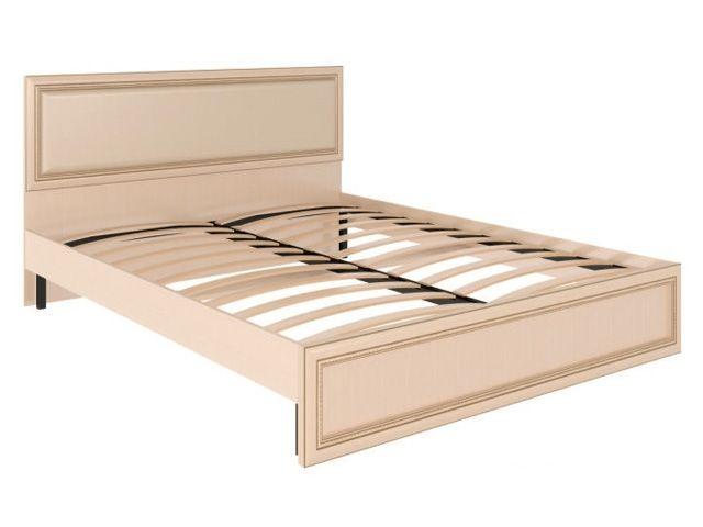 Беатрис мод.10 Кровать с ортопедическим основанием и мягкой спинкой