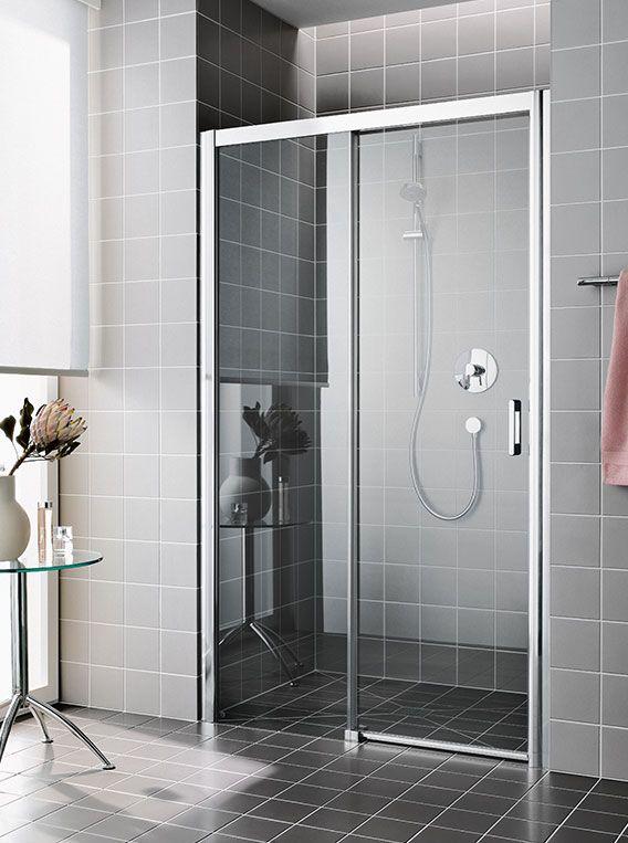 Душевая дверь Kermi Atea для ниши AT D2R/L ФОТО