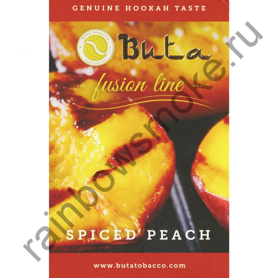 Buta Fusion 50 гр - Spiced Peach (Пряный персик)