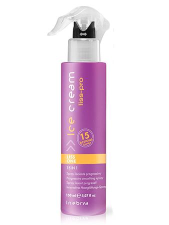 Inebrya Liss-Pro Спрей разглаживающий 15 в 1