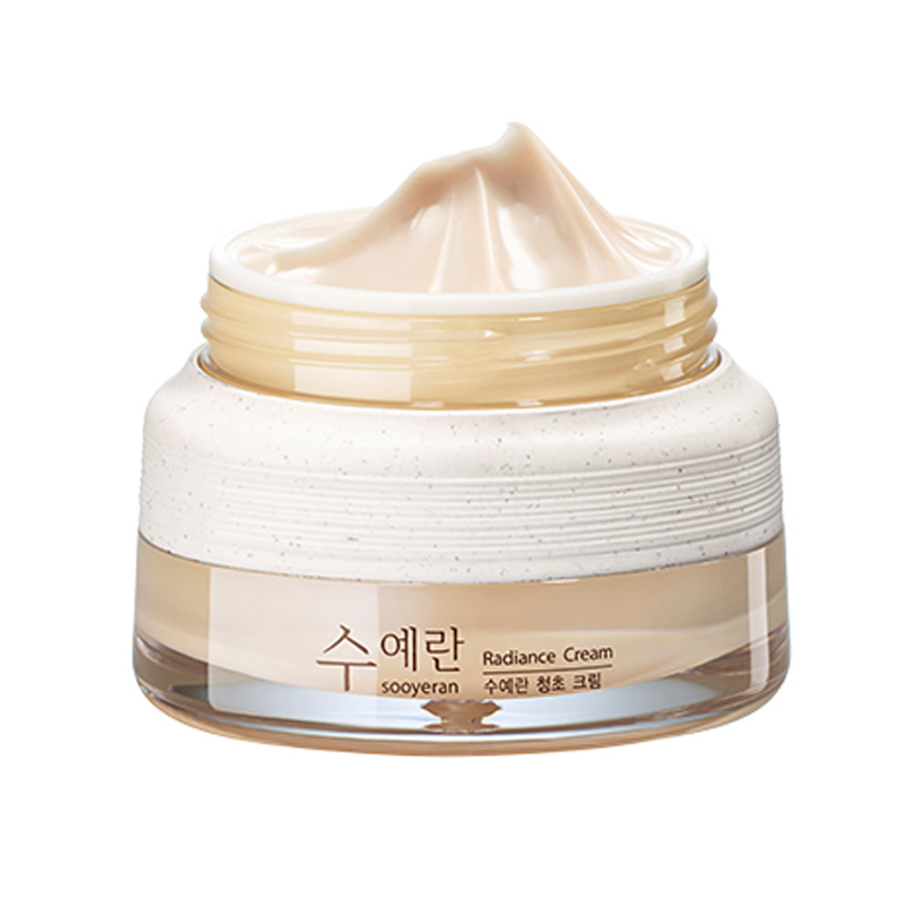 Крем для лица The SAEM Sooyeran Radiance Cream 60ml