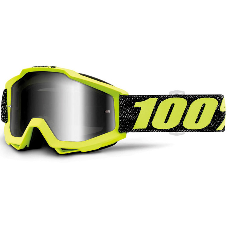 100% - Accuri Tresse Mirror Lens, очки, зеркальная линза