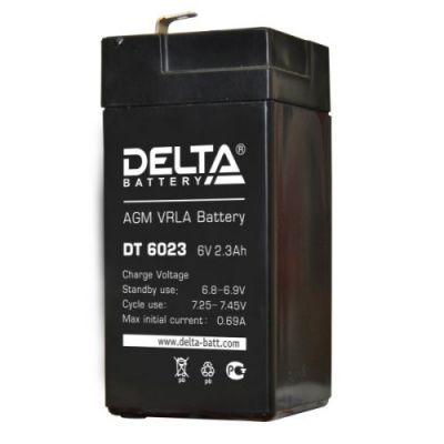 Аккумулятор Delta DT 6023