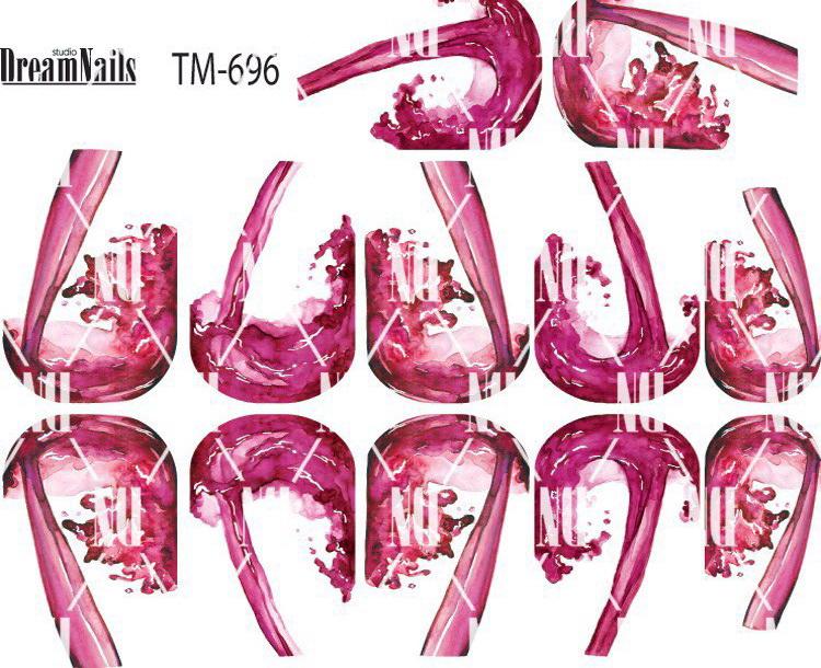 Слайдер Dream Nails TM-696